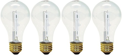 100 watt medium base bulbs - 4