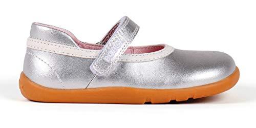 Bobux I-Walk Twirl Classic Ballet Shoe - Caminantes - Merceditas de bebé niña Bobux de Piel