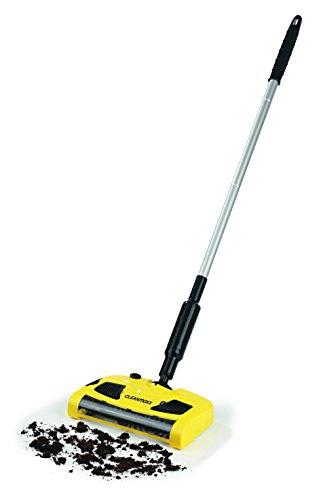 CLEANmaxx Akku-scopa 4,8 V con accecss spolverino (spazzata senza fili in modo facile e veloce con una sola attrezzatura spolveratura)