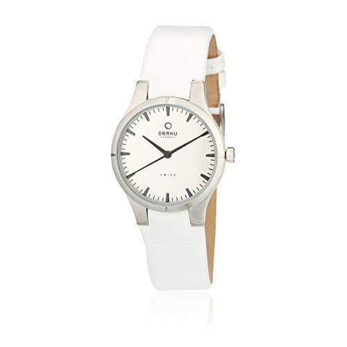 Reloj - Obaku - para Mujer - V100LCCRW-S