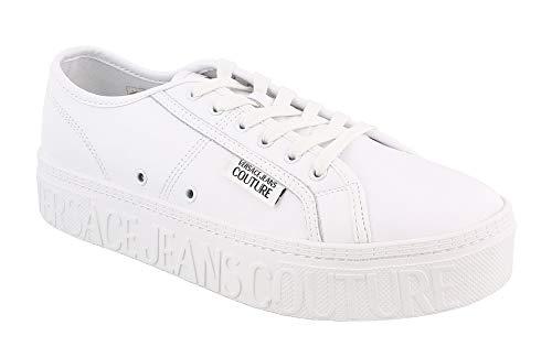 VERSACE JEANS COUTURE EOYVBSD4 Sneakers heren Wit Lage sneakers