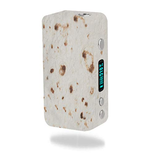 Decal Sticker Skin WRAP Tortilla for Smok Koopor Plus 200W
