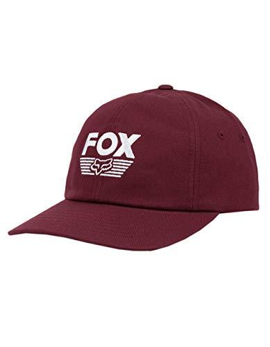 Fox Ascot Dad Hat Baseball Cap voor dames
