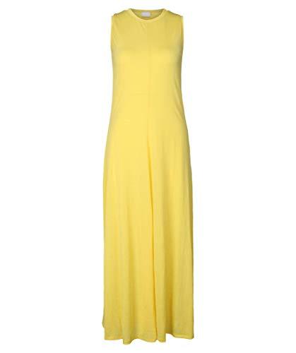 BOSS Casual Damen Kleid Dufina Gelb XS
