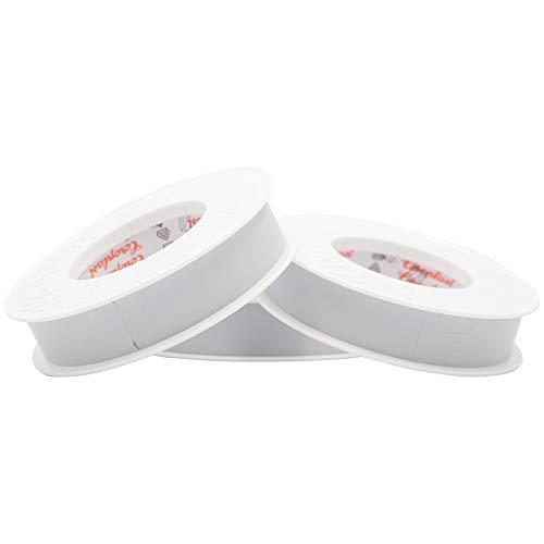 PVC Klebeband Coroplast Isolierband Grau in verschiedenen Größen, Breite in mm:30 mm