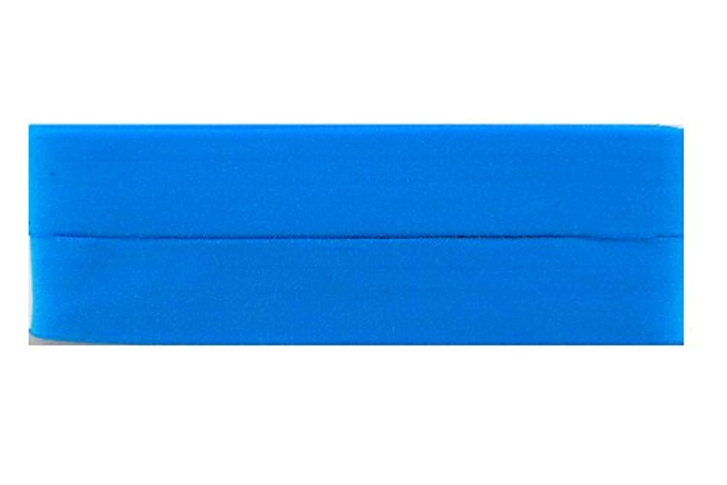 Trimweaver 7/8-Inch Fold Over Elastic for Craft, 5-Yard, Turquoise