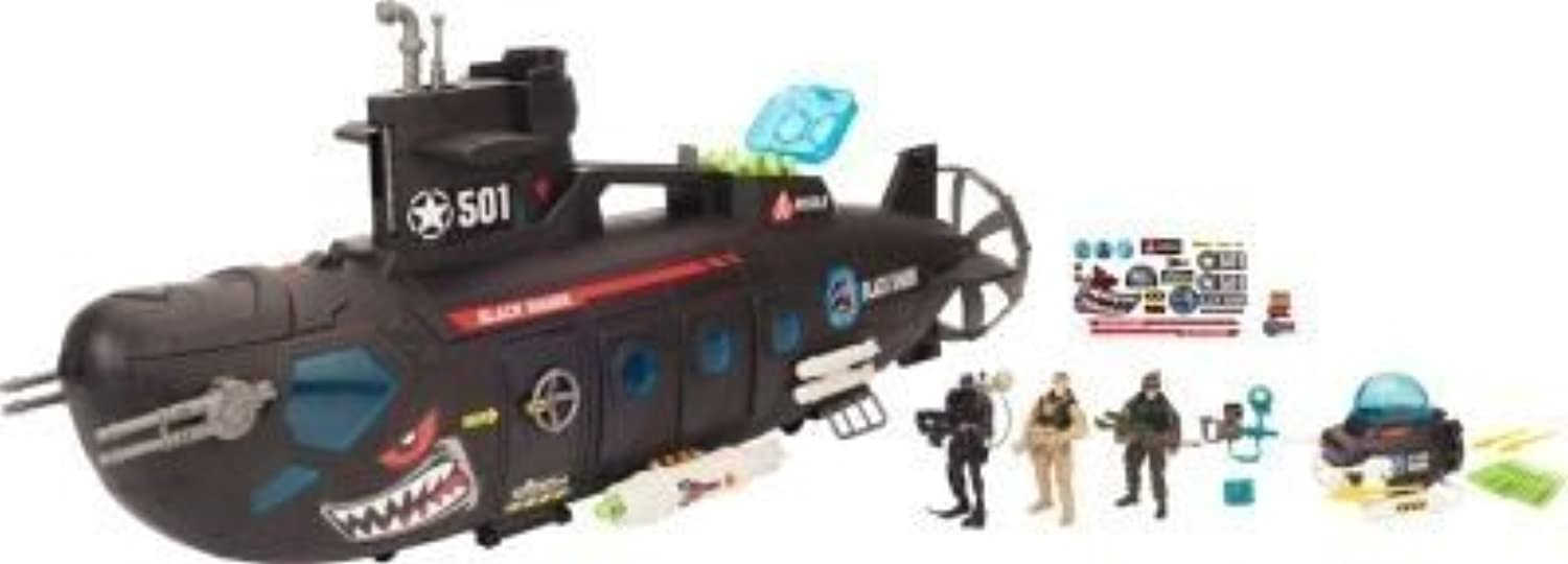 Special Chad Valley Light and Sound Submarine