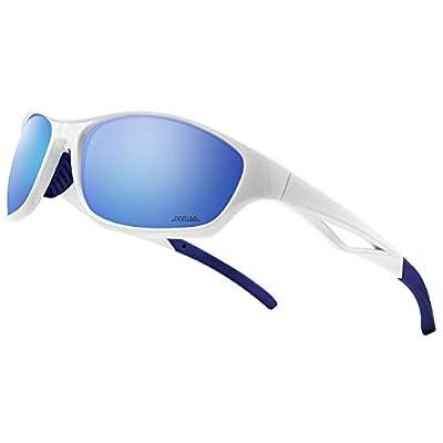 JHUA Polarized Sport Sunglasses Men Women Outdoor Cycling Fishing Shady Eyewear