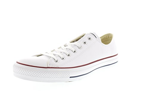 Converse Chuck Taylor All Star Ox Blanco Cuero