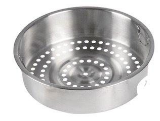 KeMar Kitchenware Edelstahl Dämpfeinsatz KRC-140, KPC-150, KIC-180, KRC-110