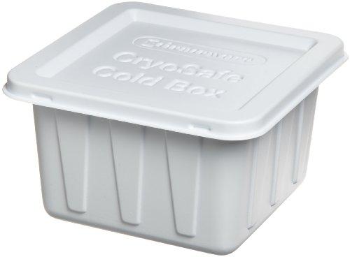 bel-art Produkte 188470002cryo-safe kalt Box, Polystyrol, 12Places, 11,7cm Länge x 11,7cm Breite x 7,1cm Höhe