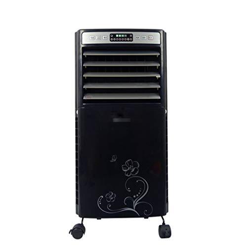 JiaHome Climatizadores EVaporativos Ventilador Humidificador Evaporativo Portáti con Mando A Distancia,Enfriador De Aire,3 Velocidades,5 litros,Tiempo De 7.5...
