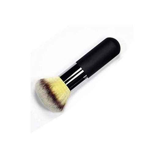 MEIYY Pinceau de maquillage Makeup 1Pc Make Up Brushes Eyebrows Eyelashes Brushes Nylon Hair Professional Black