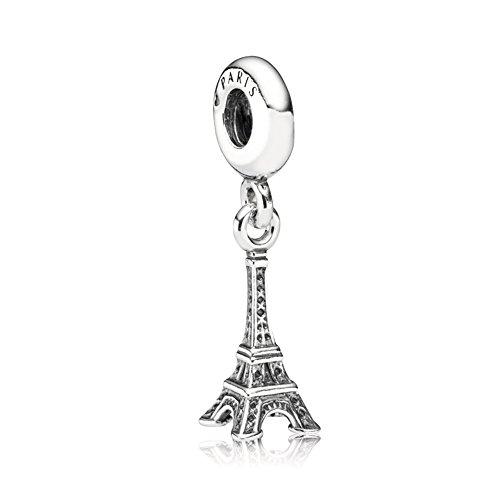 Pandora 791082 - Colgante de torre Eiffel