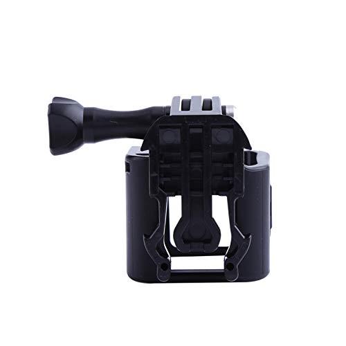 DAUERHAFT Regola Il Supporto del Telaio a 180 Gradi con l'installazione della Fotocamera compatta, per la sessione Gopro Hero 4