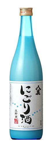 八鹿酒造 八鹿(にごり酒) 15度 [ 日本酒 大分県 720ml ]