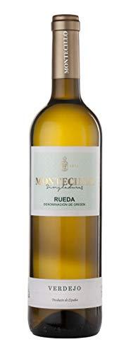 Montecillo Singladuras Vino blanco Denominación de origen Rueda uva 100% Verdejo - 3 botellas de 75cl - Total: 225 cl