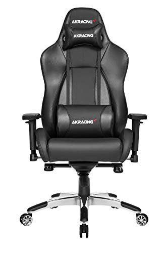 AKRacing AK CB Masters Series Premium Gaming Chair, Carbon Black -