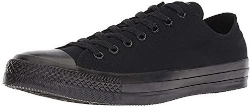 Converse Chuck Taylor all Star Low Black Canvas Trainers-UK 6.5