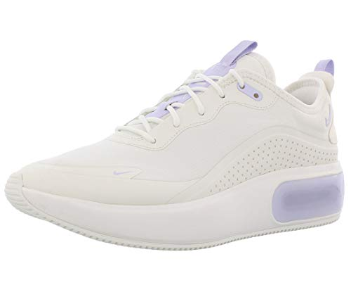 Nike W Air MAX Dia, Zapatillas de Atletismo para Mujer, Multicolor (Summit White/Oxygen Purple 000), 40 EU