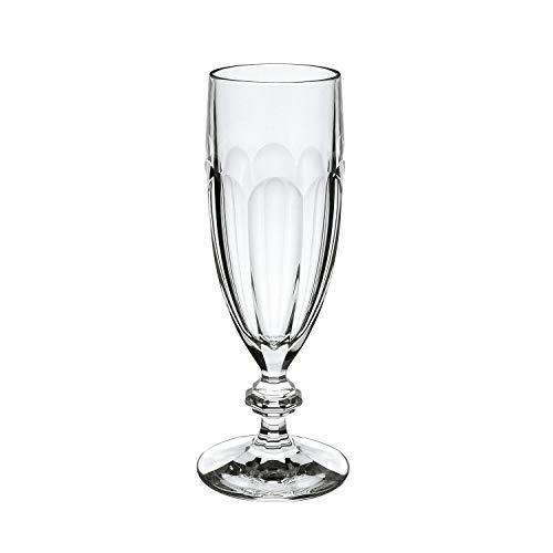 Villeroy & Boch Bernadotte Flûte à champagne, 170 ml, Cristal, Transparent