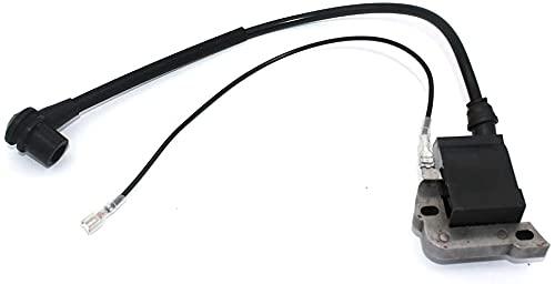 XHUENG Durable Bobina de módulo de Encendido para desbrozadora Jonsered GR41 GR44 GR50 RS41 RS...