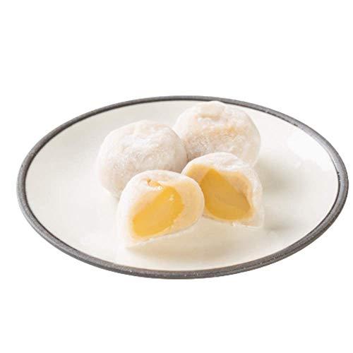 新杵堂 餅菓子 栗三昧 (くりざんまい) 6個 | くりきんとん 餅 羽二重餅 手亡豆 白玉粉 | 母の日 ギフト プレゼント