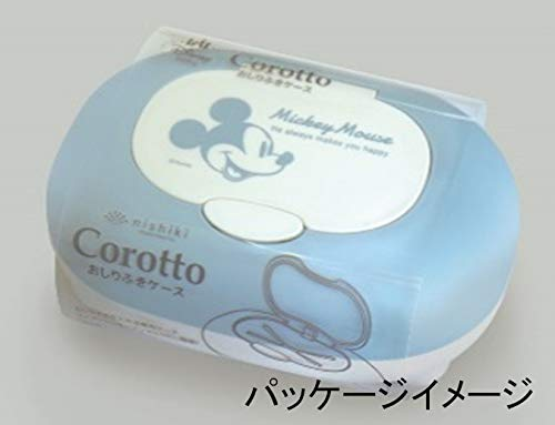 錦化成corottoおしりふきケースくまのプーさん19×13×7.5cm(BR×I-tim)