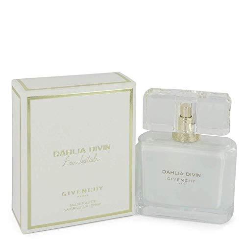 Dahlia Divin Eau Initiale by Givenchy Eau De Toilette Spray 2.5 oz / 75 ml (Women)