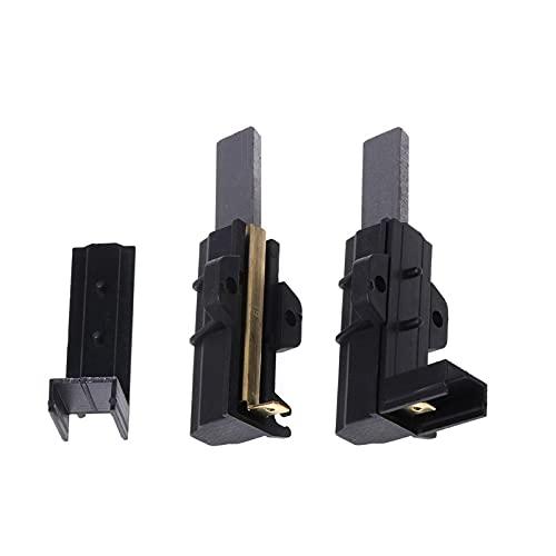 MaoWan 2pcs / Set Lavadora Motor cepillos de Carbono L94MF7 con Vivienda/Ajuste para -Whirlpool /