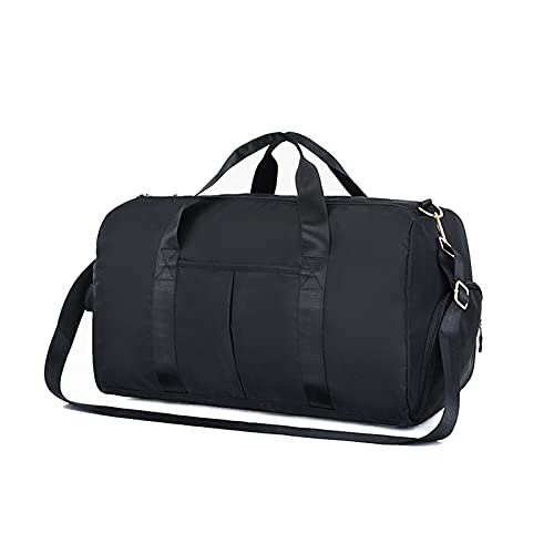 Gym Sports Duffel Bag, Large Travel Duffle Bag for Man and Woman, Dry Wet...