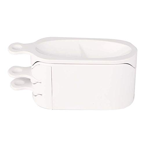 Nail Dip Container, Portable Nail Dip Powder Case French Manicure Dipping Tray Mold Container voor DIY Nail Art Tool