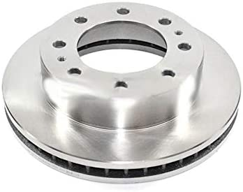 Front Brake Rotor - Compatible with 25 Gorgeous Chevy Colorado Springs Mall Silverado 2001-2010