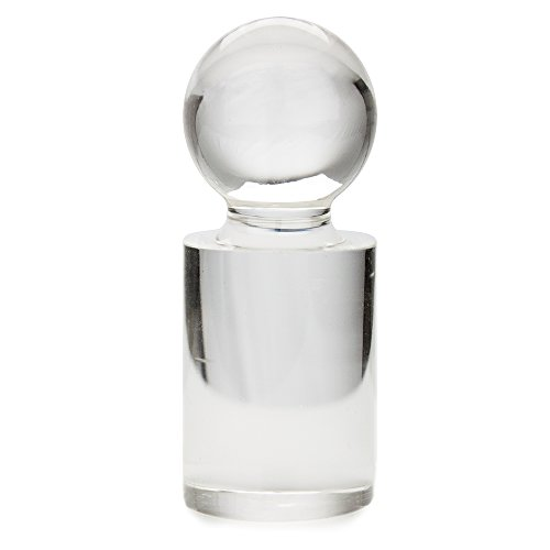 Brybelly Clear Acrylic Ball Top Roulette Marker
