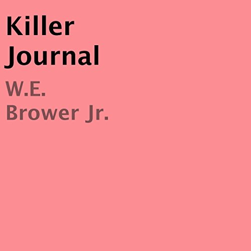 Killer Journal audiobook cover art