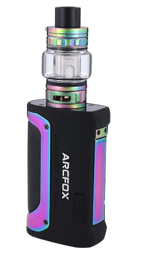 SMOK ARCFOX E Zigaretten Set - TVF18 Verdampfer - max. 230 Watt - 7,5ml Tankvolumen - von - Farbe: prisma-regenbogen
