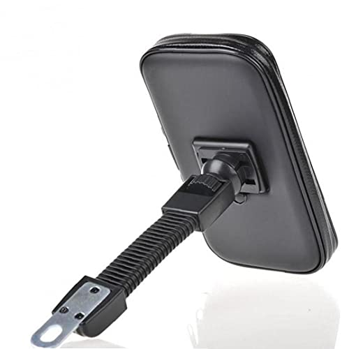 Tenedor de teléfono de la Bicicleta Universal 6.5inch Soporte de teléfono de la Motocicleta Impermeable Impermeable Dispositivo de Dispositivo