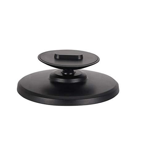 Preisvergleich Produktbild Hengzi Für Amazon Echo Spot Einstellbare 360-Rotation-Magnethalterung Standfußhalter (Schwarz)