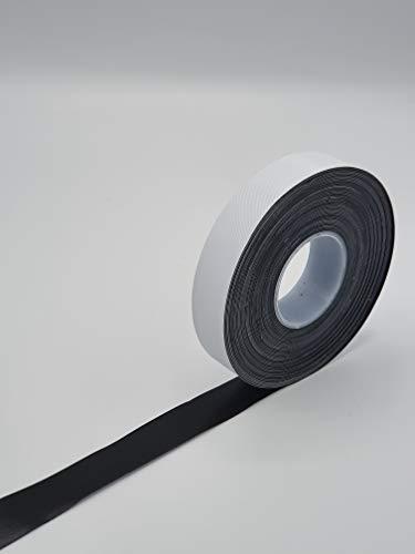 Isolierband, Pannenband, Polyisobutylen, selbstverschweissend, schwarz, 10m x 19mm