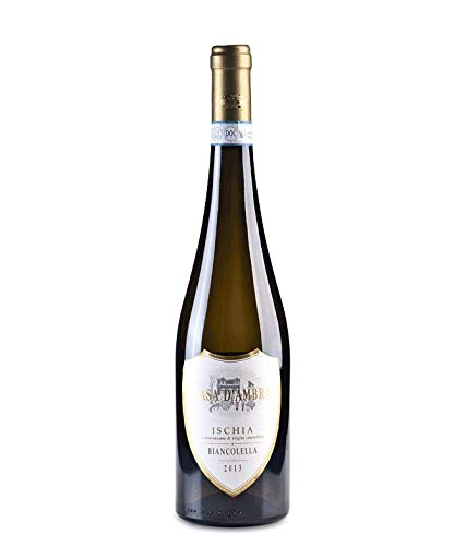 Naturischia -Vino Bianco Casa D'Ambra'Biancolella' DOC 2019