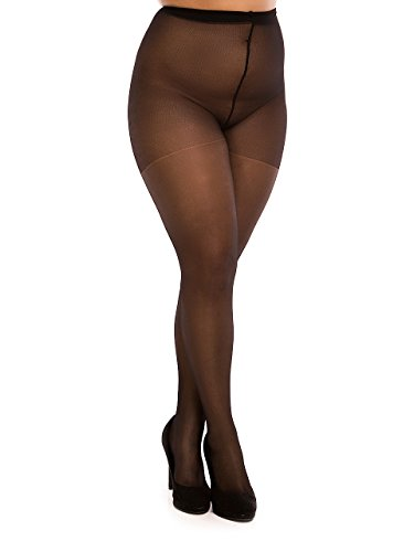 Biggi Big Soft Matt 20 Panty's grote maten