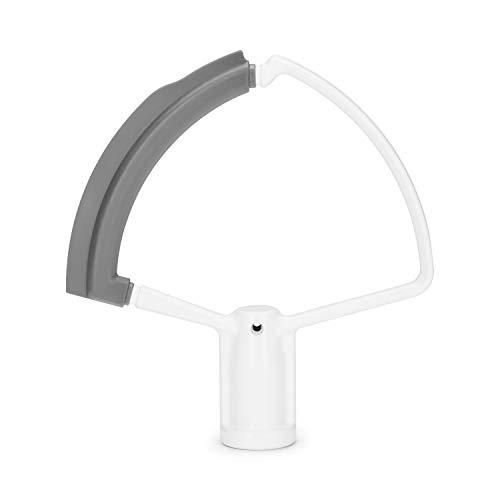 KitchenAid KFEW6L Flex Edge Beater for 6-Quart Bowl-Lift Stand Mixers - White