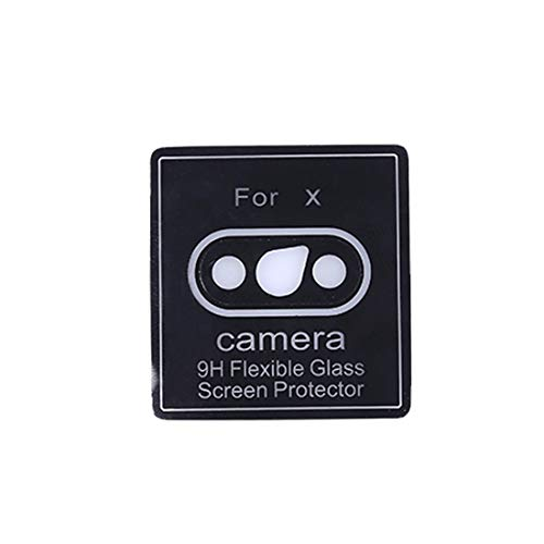 Compatibele Vervangings Achteruitrijcamera PET Lens Protector for de iPhone X Accessory