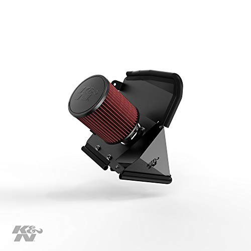 K&N Cold Air Intake Kit: High Performance, Guaranteed to Increase Horsepower: 2009-2013 Audi (A4, A4 Cabriolet, A4 Quattro) 2.0L L4, 69-9505T