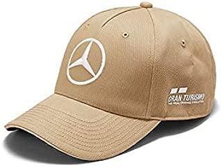 Mercedes Benz F1 Special Edition Lewis Hamilton 2018 Austin Bronze Hat
