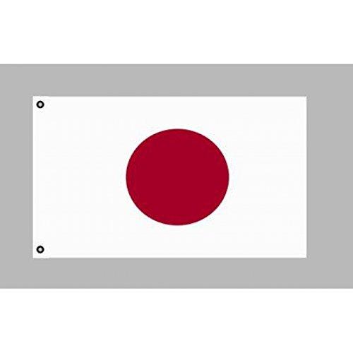Drapeau: Japon 90 x 150 CM