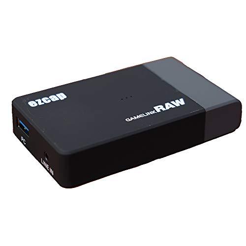 Y&H Tarjeta de Captura de Juegos 4K Transmisión en Vivo y grabación en 4K30P o 1080P 120HZ, HDMI Zero-Lag Pass-Through USB3.0 Video de latencia ultrabaja para PS3, PS4, Xbox Series X / S, Xbox One