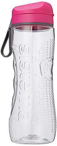 Sistema Idrato Tritan Bottiglia Attivo,800ml, Colore Rosa, 800 ml