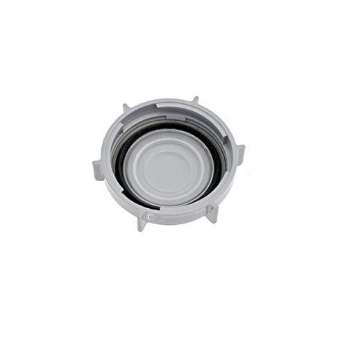 Tapón de sal (61441-12133) para lavavajillas 481246278993, 481246279903 Whirlpool