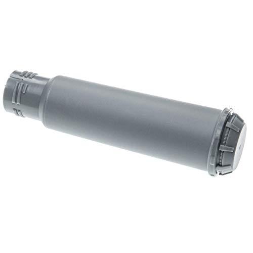 vhbw Filtro de agua compatible con Siemens Surpresso S20, S40, S45, S50, S60 máquina de café automática, cafetera espresso - gris